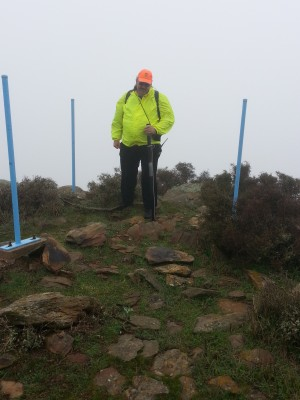 mt bryan trig point