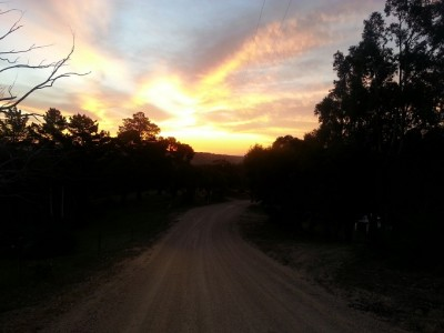 Mt Gawler sunset