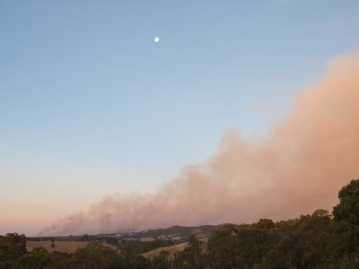 Mt gawler fire
