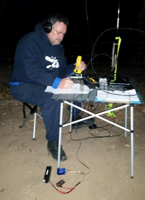 Qrp Hours 2015 Mt gawler